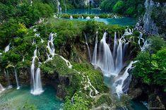Lago de Plitvice (Croacia)