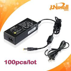 100pcs/lot 65W Laptop Charger for Acer 19V 3.42A Power Cord Supply AC Adapter