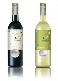 La Aerolínia Japonesa All Nippon Airways Co., Ltd., selecciona dos vinos del Celler de Capçanes para sus vuelos internacionales | Celler Cap...