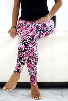 173a Klassy Kassy leggings