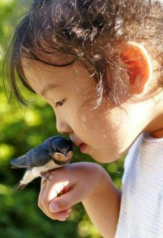 God's eye is on the sparrow and He watches over us with tender loving care!