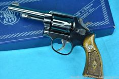 Smith & Wesson Model 10 (No Dash) Smith And Wesson Revolvers, Smith N Wesson, 38 Special, Photography Cheat Sheets, Pistols, Survival Kit, Usmc, Will Smith, Firearms