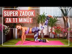 Ako na super pevný a oblý zadok ? Workout, Fitness, Youtube, Instagram, Work Outs, Keep Fit, Health Fitness, Youtube Movies, Rogue Fitness