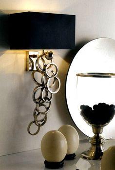 #WallSconces, Luxury Designer Wall Sconces, Modern Wall Sconces, Contemporary…