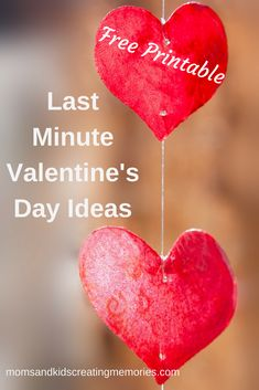 Still looking for Valentine ideas for your kid's school? Want to do something fun with your kids this Valentine's Day? Check out some of these fun non-candy valentines and some fun activities that you can do with your kids that they will love. via @https://www.pinterest.com/momsandkidscreatingmemories/
