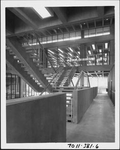 School of environmental design cal poly pomona photographs carl maston papers 1946 for Cal poly pomona interior design