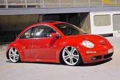 New Beetle 2010 com aro 20 e suspensão fixa