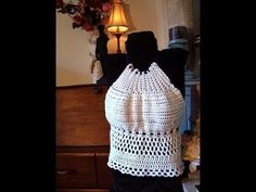 CUTE!!! How to crochet a summer halter top, women, toddlers, teen, preteen, free pattern. Cute but it needs a back. Would work second section (and the rest) wide enough to run a ribbon corset style down the back seam and wear over a tank.