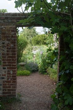 Charleston Farmhouse - Home of Clive Bell, Vanessa Bell, and Duncan Grant, Charleston became a country retreat for the Bloomsbury set