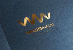 Walderhaug   Petchy Identity Design, Company Logo, Branding, Personalized Items, Logos, Brand Management, Logo, Identity Branding, Brand Identity Design