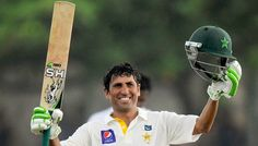 Younis Khan becomes Pakistan's highest scorer in test cricket   #Cricket #testcricket #crickettalk #PakvEng #leadingscorer