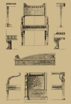 French Empire Furniture II