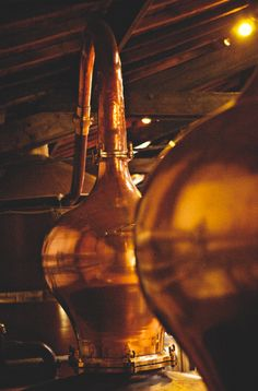 Courvoisier Cognac Distillation, Jarnac