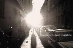 Experience a true revelation!