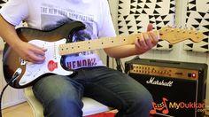 Ana Ekipmanlar;  Marshall JVM 205C Shure SM57 t.c.electronic Impact Twin  https://vimeo.com/116855962  https://soundcloud.com/mydukkan/fender-classic-player-50s-stratocaster-amfi https://soundcloud.com/mydukkan/fender-classic-player-50s-stratocaster-ham https://soundcloud.com/mydukkan/fender-classic-player-50s-stratocaster-reamp  http://www.mydukkan.com/yardim.asp?id=120
