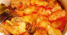 A magyarok egyik legkedveltebb étele, ez nem más, mint a szabolcsi töltött káposzta! Én annyira imádom hogy el sem tudom mondani szavakkal, elhoztam nektek a receptjét! második oldal Shrimp, Paleo, Food And Drink, Meat, Cooking, Kitchen, Recipes, Cook Books, Kitchens