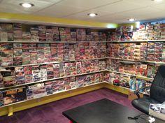 My hobby room