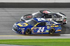 Chase Elliott becomes the first driver since the late 90s to win the Daytona 500 pole and his Duel race. #NASCAR    http://beyondtheflag.com/2017/02/23/chase-elliott-takes-first-cup-series-win-can-duel-1/
