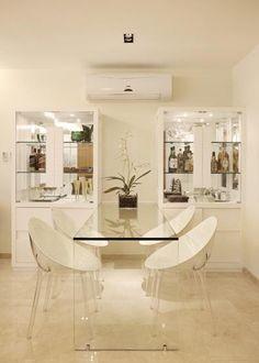 Apartment 320m², Rio de Janeiro - Wine Place    by Roberta Devisate Design em Arquitetura