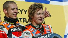 """Valentino Rossi: """"Nicky es uno de los mejores amigos que he tenido ..."""