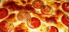 Hartige Taart Met Prei, Tomaatjes En Mozzarella recept | Smulweb.nl