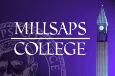 Millsaps College! My new home!