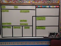 Great classroom organization ideas