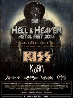 Rob Zombie y Limp Bizkit en el Hell & Heaven Metal Fest 2014 | Noticias De Espectaculos https://notiespectaculos.info/rob-zombie-y-limp-bizkit-en-el-hell-heaven-metal-fest-2014/