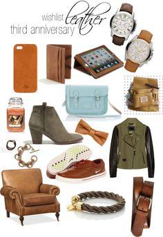 Third Anniversary Present Ideas Leather Http Www Luxuryhomeinteriordesigns