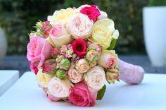 Brautstrauß Rose