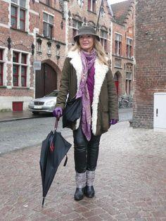 Street Style - Street Fashion Fall/Winter 2014 by lifestyletalks.wordpress.com -