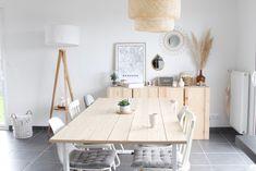 DIY: Notre table à manger et ses pieds Ripaton | Lola etcétéra