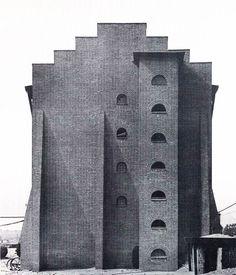 Hans Poelzig's Sulphuric Acid Factory in Lubań, Poland (1911-1912)