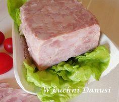 CO MI W DUSZY GRA: SZYNKA DROBIOWA Z SZYNKOWARA Vegan Ramen, Kielbasa, Ramen Noodles, Tuna, Sandwiches, Recipies, Beef, Fish, Baking