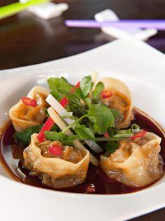 Kobe Beef Dumplings: delicious!!!