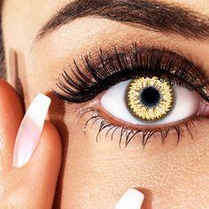 Amazon.de: aricona N°281 - Farbige Kontaktlinsen