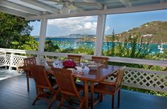Idyllic Villa - St. John US Virgin Islands Vacation Rental - Click for details...