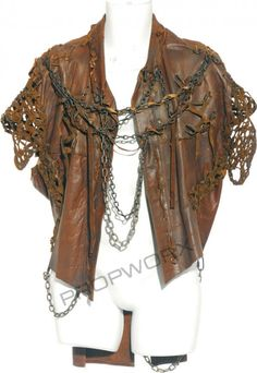 """133: Ford's leather jacket from """"The Lost Boys"""" : Lot 133"""