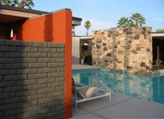 jetsetmodern.com: Desert Oasis: A Rat Pack Era Classic Revived in Rancho Mirage Kenaston house, Billie Dove