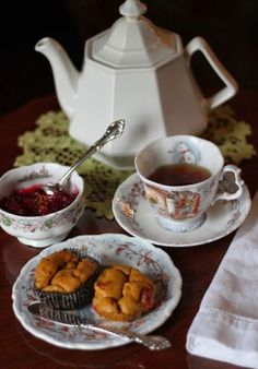 Bramley Hedge Cottage Tea