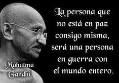 #Frases #Gandhi #Paz