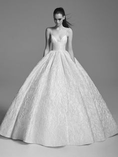 Every show-stopping gown from Alex Perry's new bridal collection Beautiful Wedding Gowns, Dream Wedding Dresses, Bridal Dresses, Beautiful Dresses, Alex Perry, V Neck Wedding Dress, One Shoulder Wedding Dress, Disney Princess Dresses, Black Party Dresses