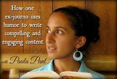 How Paula Pant, a former journalist, becomes a better writer