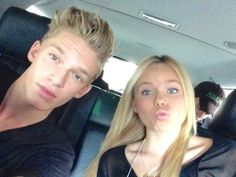 Cody and Alli Simpson!(:
