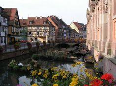 La Petite Venise de Colmar, Haut-Rhin : Les lieux les plus romantiques de France - Linternaute.com Week-end