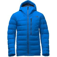 Made for the coldest days on the mountain, The North Face Men's Corefire Down Jacket is ideal for frigid January mornings spent surfing through cold, dry powder. It pairs the ultra-durable weatherproofing of Gore Windstopper with the lightweight warmth of goose down to keep you dry and toasty as you slash deep snow while everyone else is hiding in the lodge. Windstopper fabric halts howling wind in its tracks and shrugs off heavy snowfall. Down insulation is unrivaled in its…