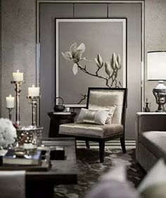 The best high-end bedroom design ideas, curated by Boca do Lobo to serve as insp. Luxury Home Decor, Luxury Interior Design, Luxury Homes, Gym Interior, Coastal Interior, Design Salon, Design Studio, Design Hotel Paris, Living Room Decor