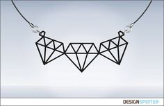 From Cristiano de Magalhães (Brazil): Diamond Necklace Pendant