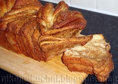 Nikol Od Kuchni: Rozrywkowy Cynamonowiec French Toast, Pork, Bread, Breakfast, Kale Stir Fry, Morning Coffee, Brot, Baking, Breads