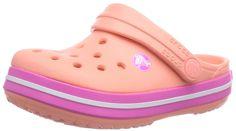 Children and Young Crocs Crocband, Crocs Shoes, Kid Shoes, Shoes Sandals, Magenta, Toddler Crocs, Clogs Outfit, Unisex, Fashion Shoes